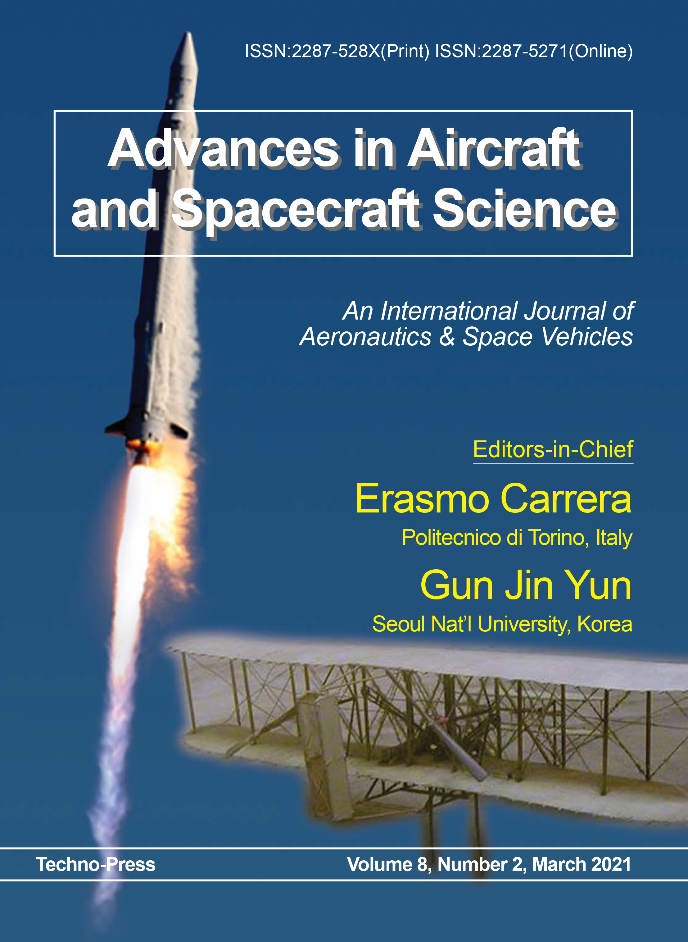 Advances in Aircraft and Spacecraft Science