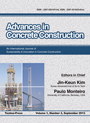 Advances in Concrete Construction