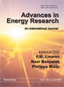 Advances in Energy Research